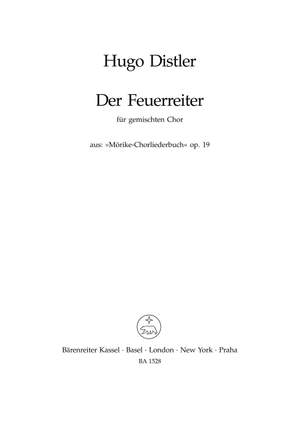 Distler, H: Der Feuerreiter (G)