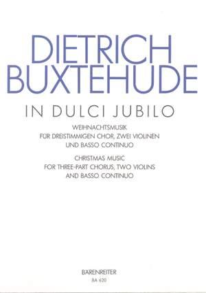 Buxtehude, D: In dulci jubilo (G-E)