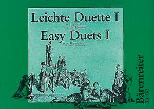 Various Composers: Easy Duets Vol.1 Product Image