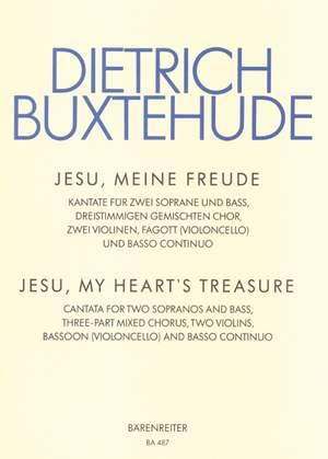 Buxtehude, D: Jesu, meine Freude (Jesus, my Heart's Treasure) (G-E)