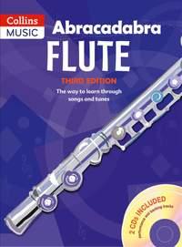 Abracadabra Flute + CD