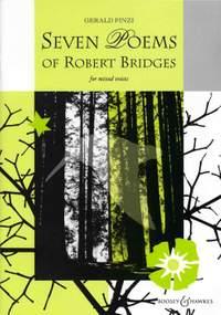 Finzi, G: Seven Poems of Robert Bridges op. 17