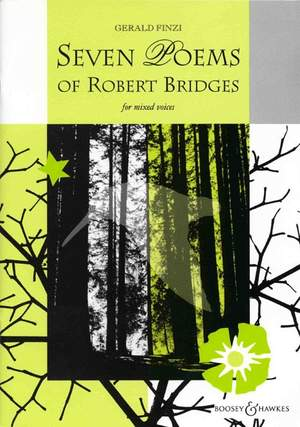 Finzi, G: Seven Poems of Robert Bridges op. 17 Product Image