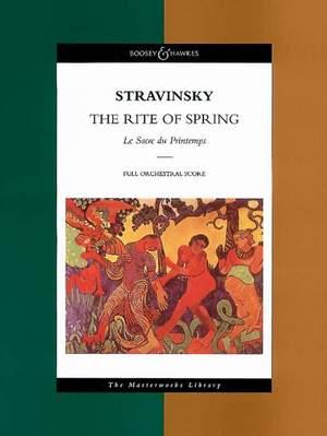 Stravinsky, I: The Rite of Spring