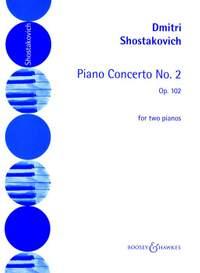 Shostakovich: Piano Concerto No. 2 op. 102