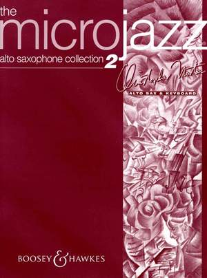 Norton, C: Microjazz Alto Saxophone Collection Vol. 2