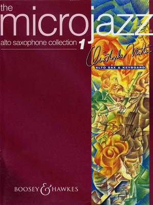 Norton, C: Microjazz Alto Saxophone Collection Vol. 1