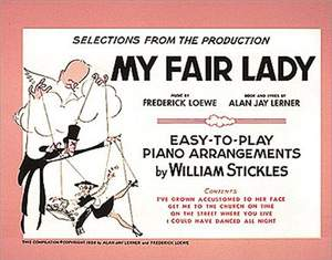 Lerner, A: My Fair Lady Selection (easy piano)