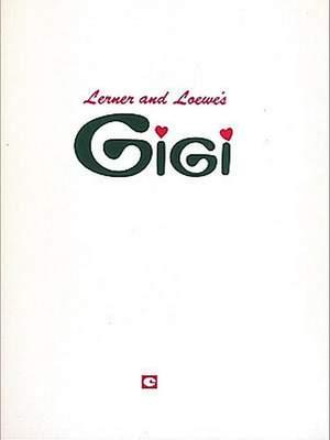 Lerner, A: Gigi (vocal score) Product Image