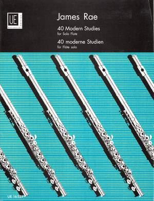 40 Modern Studies (flute)