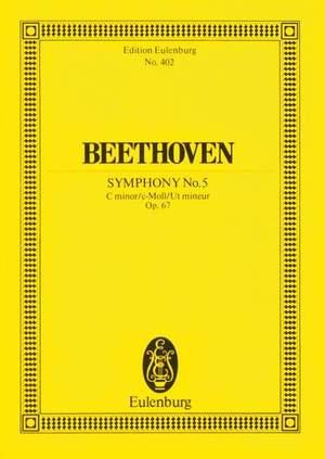 Beethoven, L v: Symphony No. 5 C minor op. 67