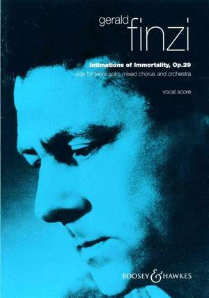 Finzi, G: Intimations of Immortality op. 20