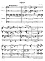 Elgar, E: Serenade for Strings, Op.20 (Urtext) Product Image