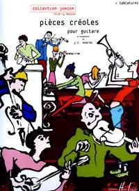 Hoarau, Jean-Christophe: Pieces creoles (guitar)