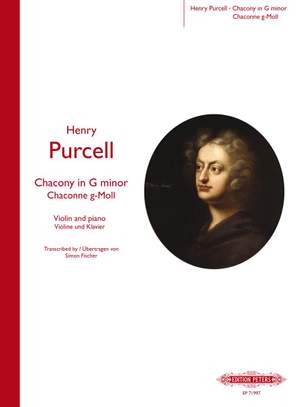 Purcell, H: Chacony