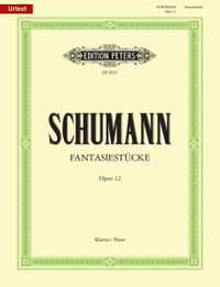 Schumann: Fantasiestücke, Op. 12
