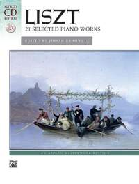 Franz Liszt: 21 Selected Piano Works