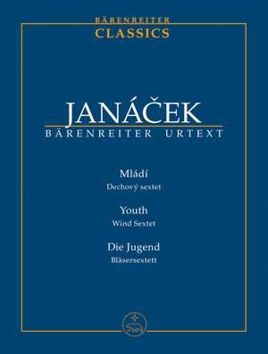 Janacek, L: Mladi (Youth) (Urtext)