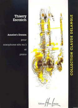 Escaich, Thierry: Amelie's Dream (Eb saxophone and piano)