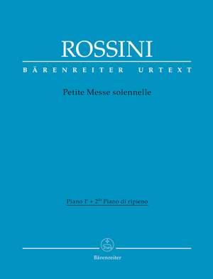 Rossini, G: Petite Messe solennelle (L) (Urtext)