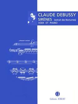 Debussy, Claude: 3 Nocturnes. SA and piano