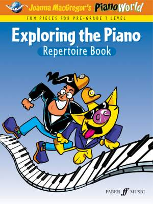 J. Mac.Gregor: Exploring The Piano Repertoire