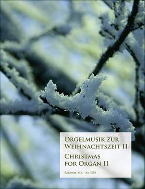 Various Composers: Christmas for Organ II