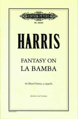 "Harris, M: Fantasy on ""La Bamba"""