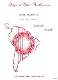Gnatalli, R: Suite Retratos (guitar duet)