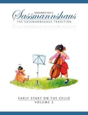 Sassmannshaus, E: Early Start on the Cello, Volume 1 (E)