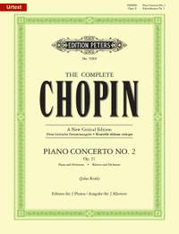 Chopin: Piano Concerto No. 2, Op. 21