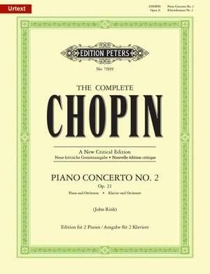 Chopin: Piano Concerto No.2 Product Image