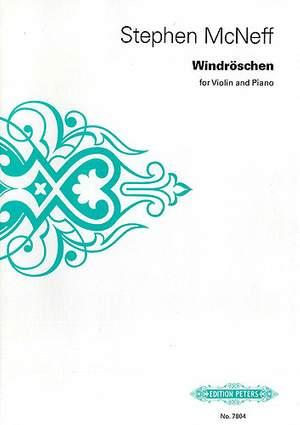 McNeff, S: Windröschen