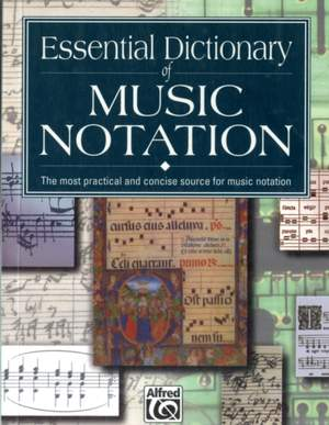 Linda Lusk_Tom Gerou: Essential Dictionary of Music Notation