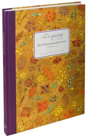 Mendelssohn, F: A Midsummer Night's Dream Overture op. 21 (Urtext)