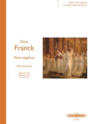Franck, C: Panis Angelicus