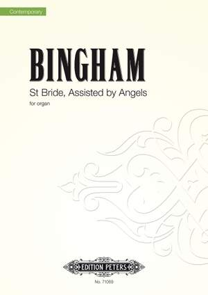 Bingham, J: St Bride, Assisted By Angels