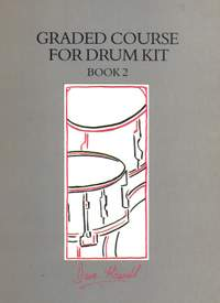 Dave Hassell: Graded Course for Drum Kit. Book 2