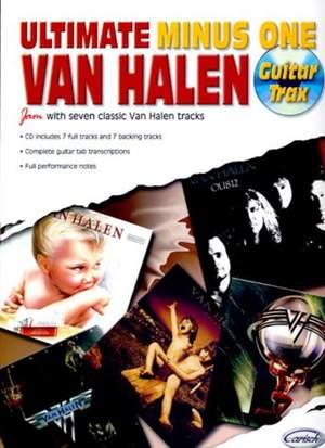 van Halen: Ultimate Minus One Con Cd
