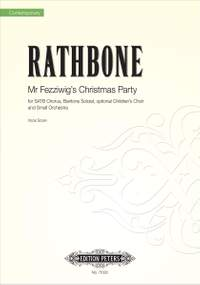 Rathbone: Mr Fezziwig's Christmas Party