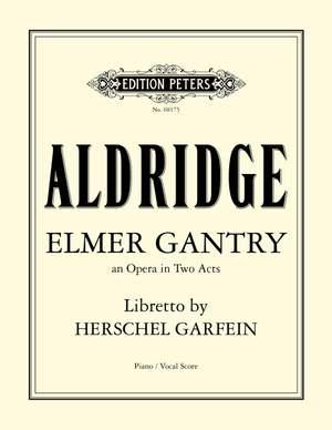 Aldridge, R: Elmer Gantry