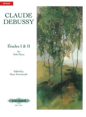 Debussy: Etudes I & II