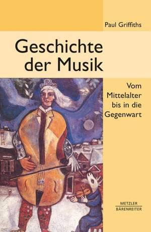 Griffiths P: Geschichte der Musik (G).