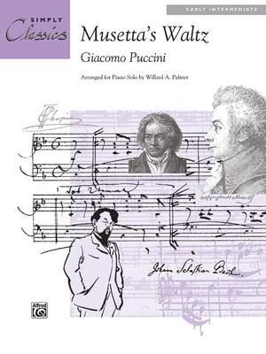 Giacomo Puccini: Musetta's Waltz