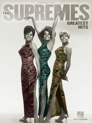 The Supremes - Greatest Hits Product Image