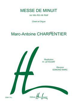 Charpentier, Marc-Antoine: Messe de Minuit. SATB and orchestra