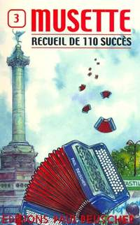 Various: 110 Succes Musette Accord. Vol.3