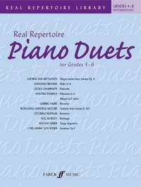 Real Repertoire Piano Duets