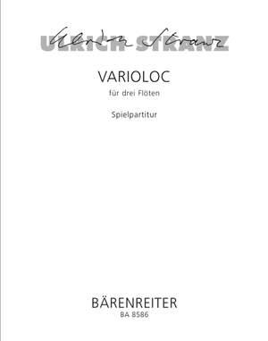 Stranz, U: Varioloc