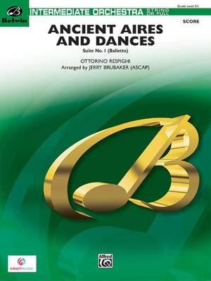 Ottorino Respighi: Ancient Aires and Dances, Suite No. 1 (Balletto)